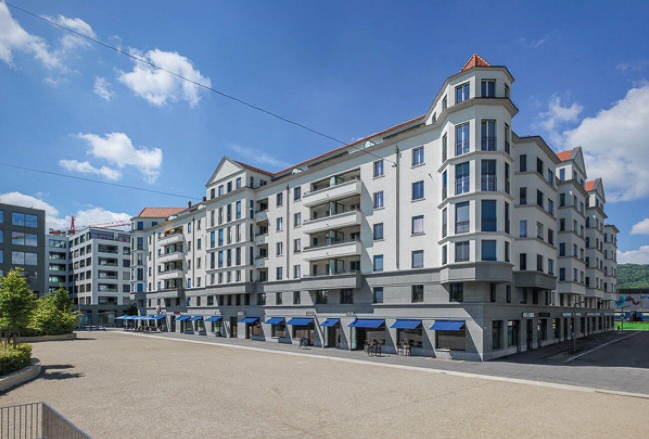 Lindenhof: Neues Quartier in Dietikon