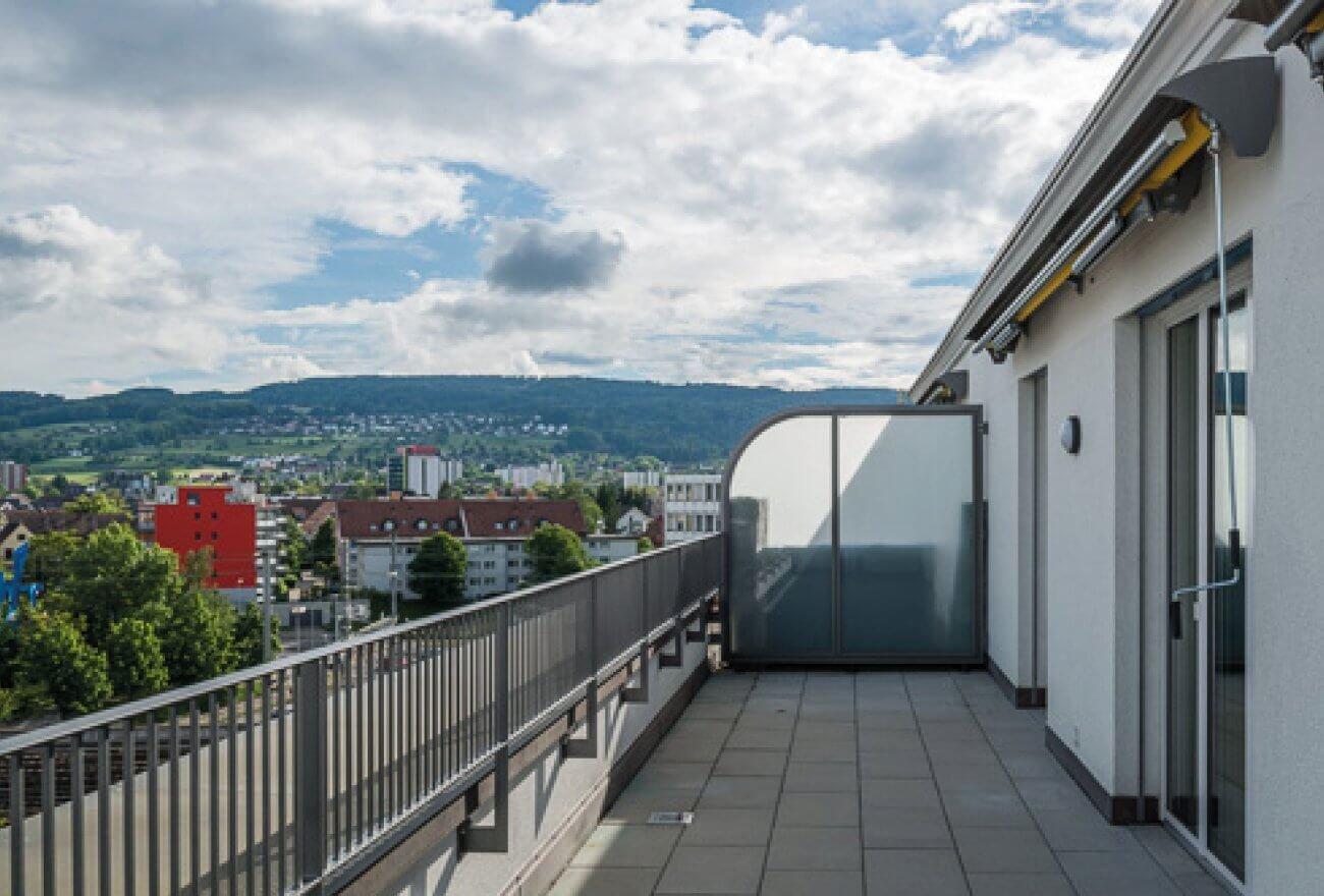 Balkon Lindenhof