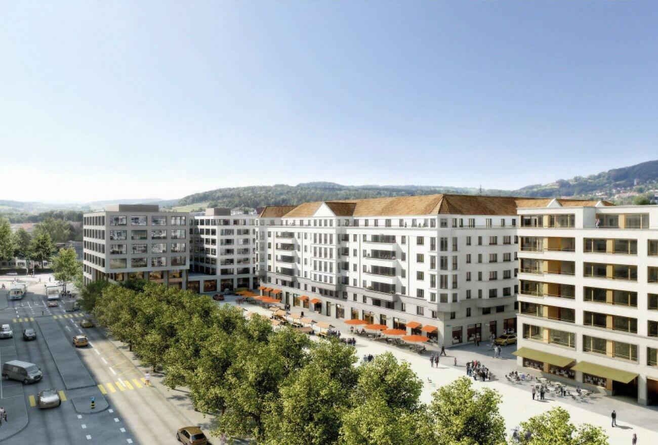 Lindenhof: Quartier im Limmatfeld, Dietikon