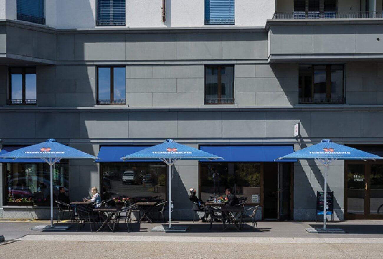 Lindenhof: vor den Toren Zürichs
